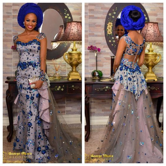 Hello Sweeties, I just love wetting your styles appetite. See if these latest asoebi styles for church and evening wears make their way to your wardrobe collections. The styles are really great if …: