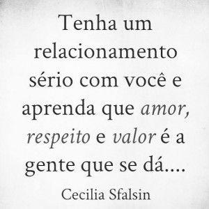 relacionamento: