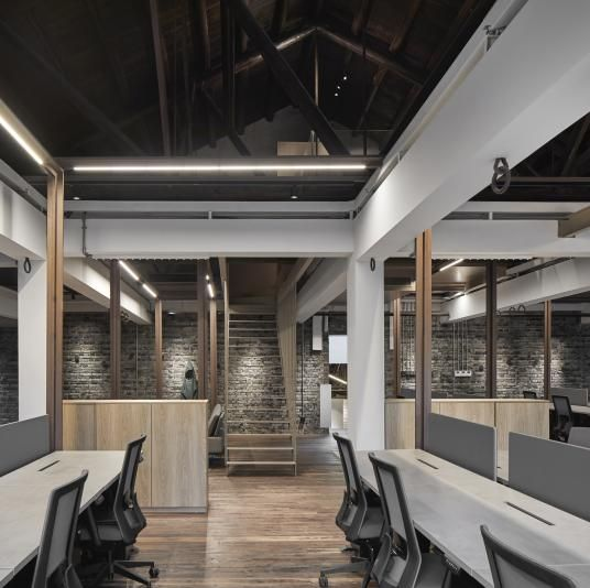 Frame Canada Goose Shanghai In 2020 Corporate Interiors Renovations Office Design