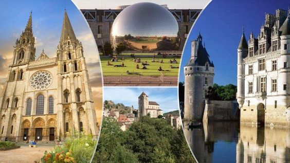 Kennen Sie diese 15 Highlights? Frankreichs unbekannte(re) touristische Perlen