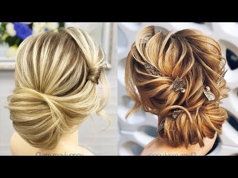 Russian Hairstyles For Wedding Bridal Updos Tutorial Bethany Wedding Blog Hair Styles Russian Hairstyles Pageant Hair Updo