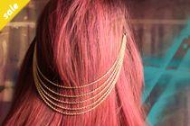 Multi strand hair chain