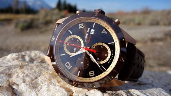 Last week, I was in the mountain town of Jackson, Wyoming with Montblanc. And while I'll have to wait until SIHH 2018 to share most of the watches I've seen with you (totally worth it, by the way), I did spot one smooth new variation of this year's sporty TimeWalker Chronograph that's no longer...