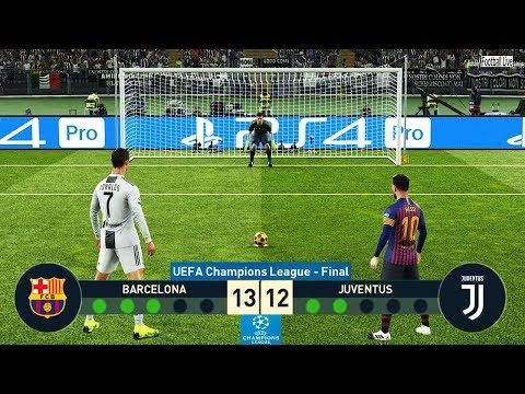 The Best Juventus Vs Barcelona 2019