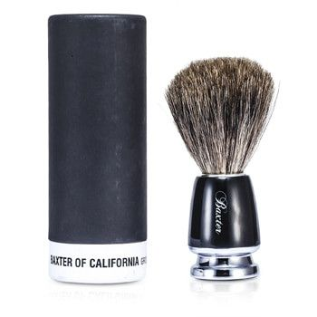 Best-Badger Shave Brush (Black) - 1pc
