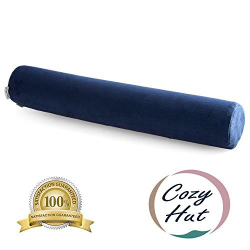 cozy hut comfort memory foam neck roll