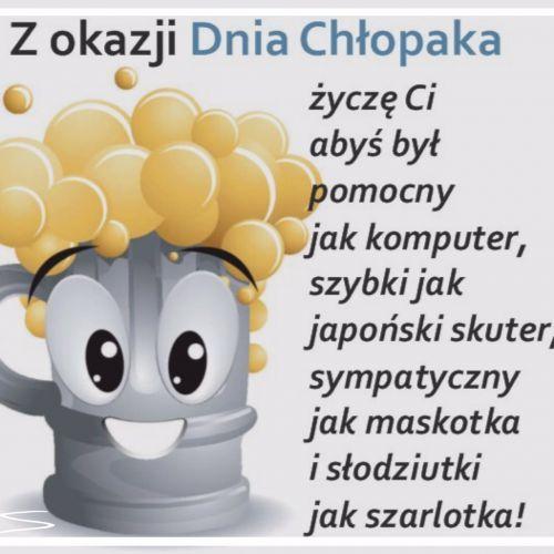 Kartka Pod Tytulem Usmiechnij Sie I Fajny Dzien Chlopaka Miej Weekend Humor Humor Funny