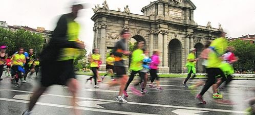 Las lesiones por el «running» se han incrementado un 27%