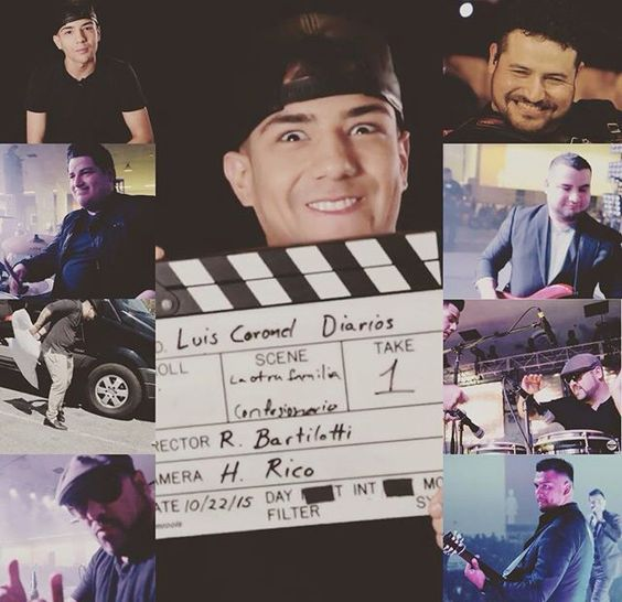 "Luis Coronel Diaries ep.4 ""Mi Otra Familia"""