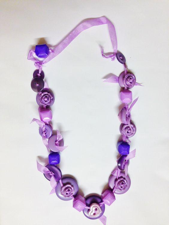 shabby chic in purple