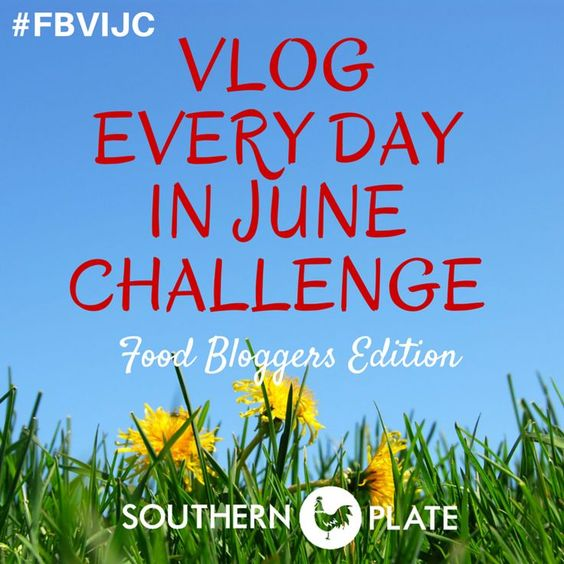 Gluten Free Crumbley's accepted the Food Bloggers Vlog Everyday in June Challenge! Check out day 1!