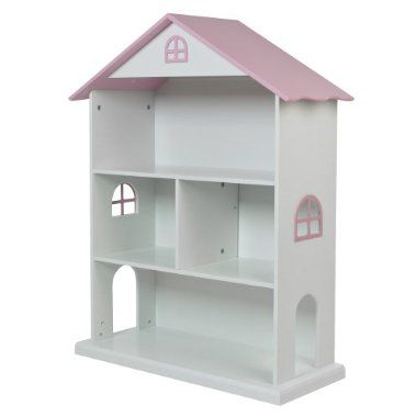 Picked this up at target about a month ago i can 39 t say enough about this bookcase it looks - Adorable dollhouse bookshelves kids to decorate the room ...