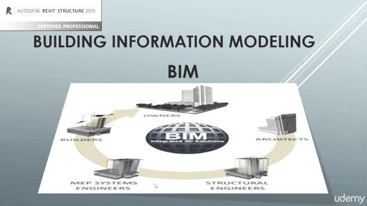 Via Full Project Using Revit Structure Basic Modeling Udemy Com Building Information Modeling Beginners Structural Engineering