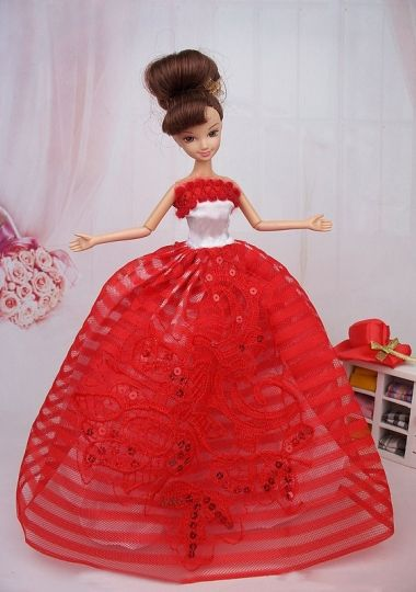 classy Barbie Doll Dress in IIIinois  classy Barbie Doll Dress in IIIinois  classy Barbie Doll Dress in IIIinois