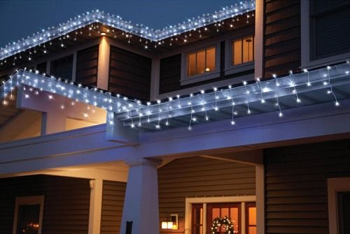 Cool White Led Christmas Lights Bestwhiteledchristmaslightsreviews Whiteledchristmaslights Led Christmas Lights Icicle Lights Outdoor Christmas Lights