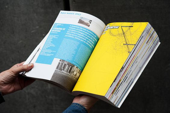 European Capital of Culture Programme Book on the Behance Network