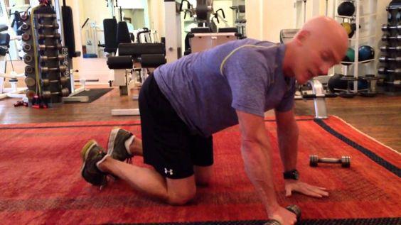 Fitness Friday X-Press Plank Workout