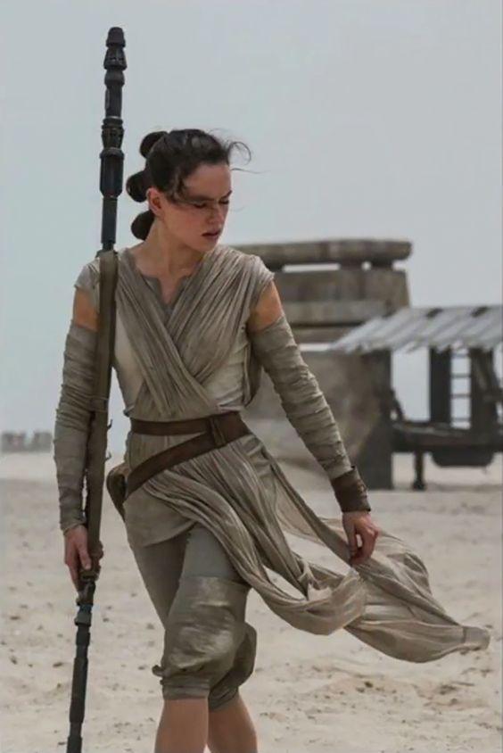 Rey from Star Wars Episode 7