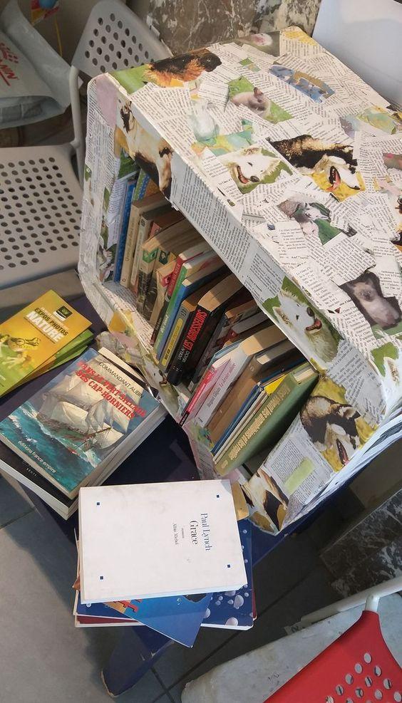 Boîte à livres Hastière 3