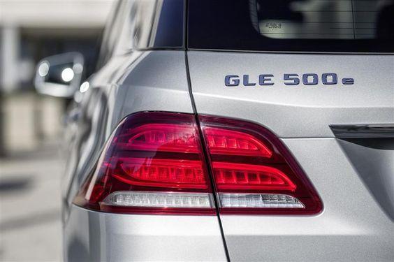 2016 Mercedes-Benz GLE Image