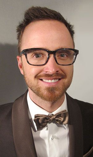 Aaron Paul glasses