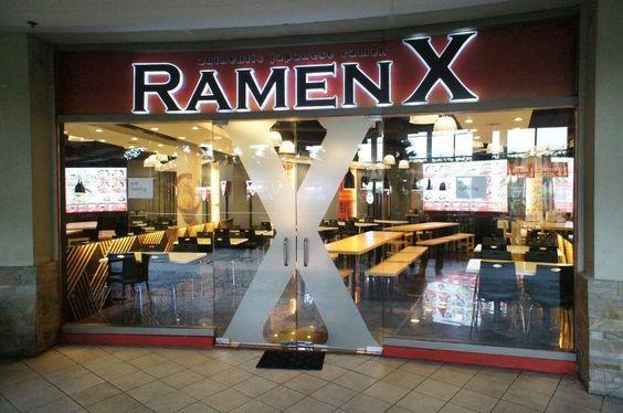Ramen X