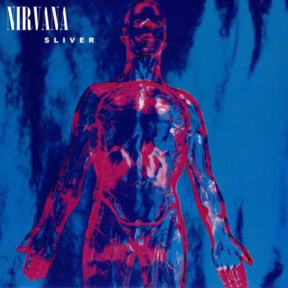 Nirvana – Sliver (single cover art)