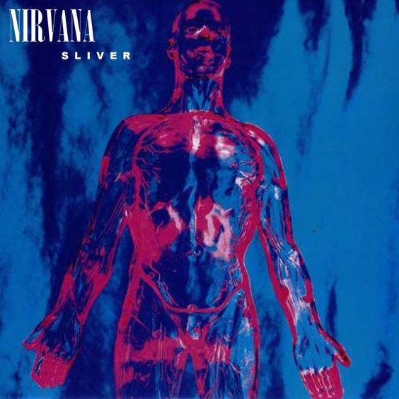 Nirvana – Sliver (single cover art)