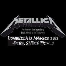 """Con una sensazionale serie di concerti, Metallica celebrano il 20esimo anniversario dell'album che il ha proiettati nel successo a livello internazionale e li ha consacrati definitivamente come una delle più importanti band heavy metal-rock del mondo: il """"..."""