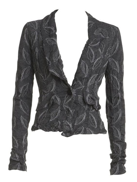 Pod Blazer - Jackets - Collections - Metalicus | Dresses, Jackets, Tops & Skirts - Metalicus Clothing