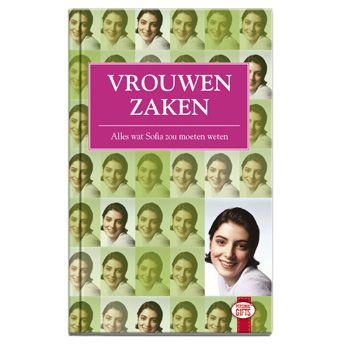 Vrouwenzaken, een boek met alle informatie die je dient te weten als je een vrouw bent. Zoals hoe je om opslag vraagt, hoe je bij jezelf borstonderzoek kunt verrichten, hoe je fileparkeert, et cetera.  #vrouwenzaken #vrouwen #boeken #lezen