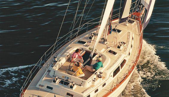 Yachts | Island Packet Yachts