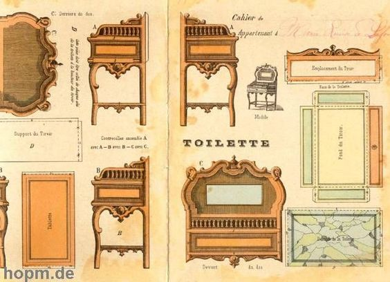 Vintage toys and paper on pinterest - Muebles alvarez terrassa ...