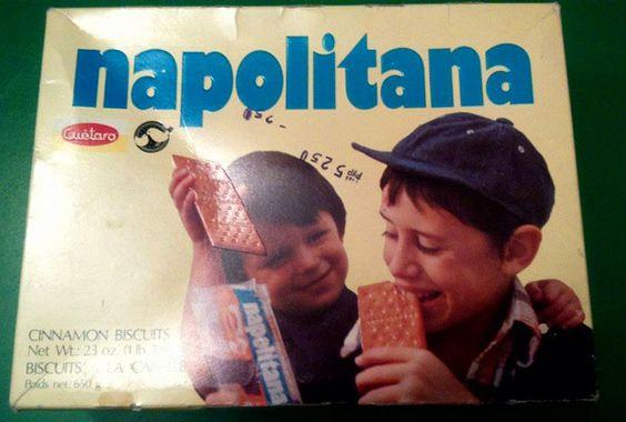 Las autenticas Napolitanas eran gigantes y sabían muchisimo a canela. ¿Porque se les ocurrió hacerlas más pequeñas y no respetar su sabor original? lo echamos de menos.