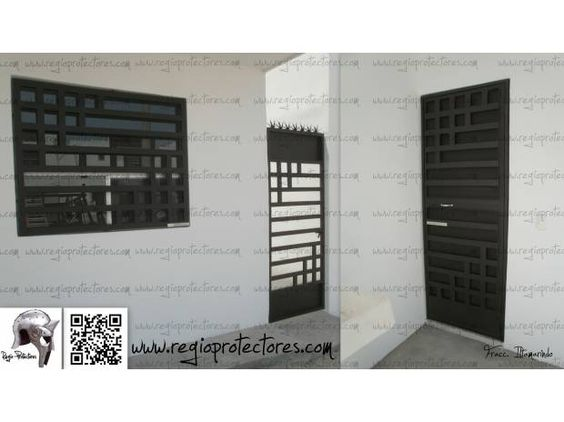 Regio protectores iltamarindo dlx lugares para - Puertas de metal para casas ...