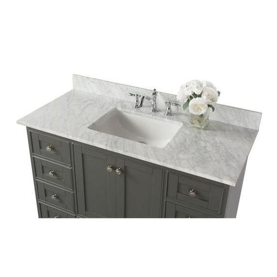 Online Shopping Bedding Furniture Electronics Jewelry Clothing More Single Sink Bathroom Vanity Marble Top Vanity