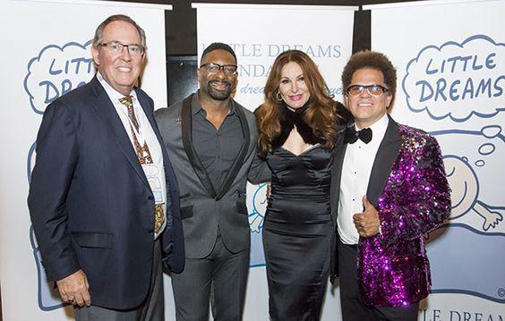 La gala benéfica de Little Dreams Foundation reunió a más de 2mil invitados en Miami, y contó con Phil Collins, Diego Torres, DJ Irie, entre otros.