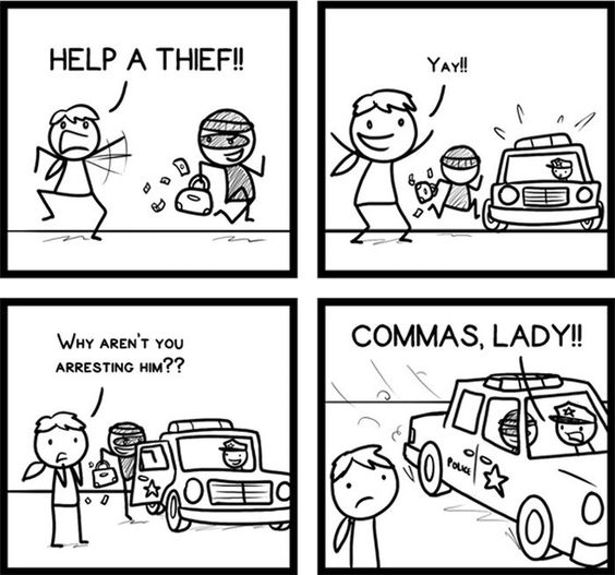 8 Grammar Jokes To Start Your Day Off Right | 101 Books: