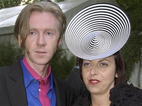 Philip Treacy and Isabella Blow: the hatter and his muse - Telegraph