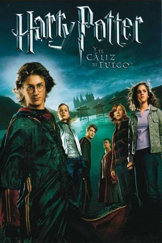 Pin De Fran En Harry Potter Caliz De Fuego Peliculas Completas Peliculas Online
