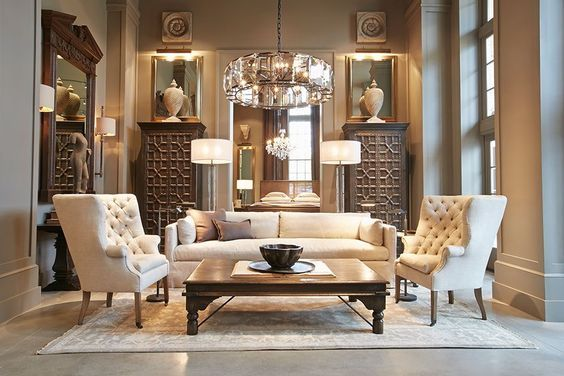 12 Ideas Para Decorar Con Candelabros De Techo Lamparas Colgantes O Suspendidas Con Un Estilo Home Interior Design House Design