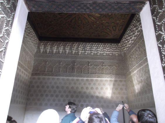 Vista de mosaicos