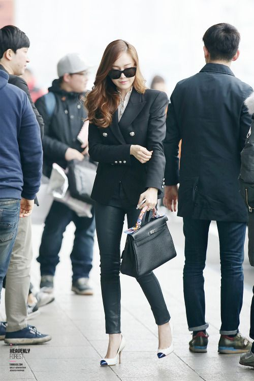 [140301] Jessica Gimpo Airport To Japan