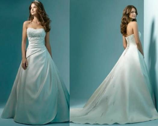 robe de mari e princesse disney alfred angelo