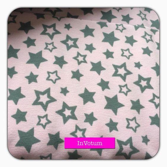 Baumwoll Jersey in rosa, 50 cm von InVotum auf Etsy