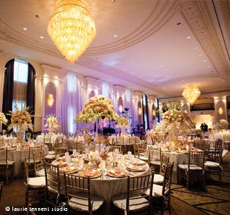Westin Book Cadillac Detroit Wedding Weddings Events By Luxe Pinterest