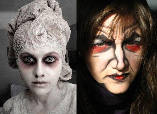 Ghoul Makeup - Mugeek Vidalondon