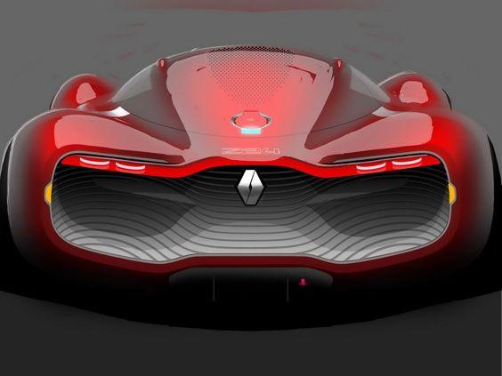 Renault DeZir (rear)