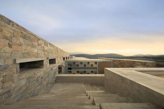 Incan Contemporary Architecture Longhi Architects, LIMA, Peru