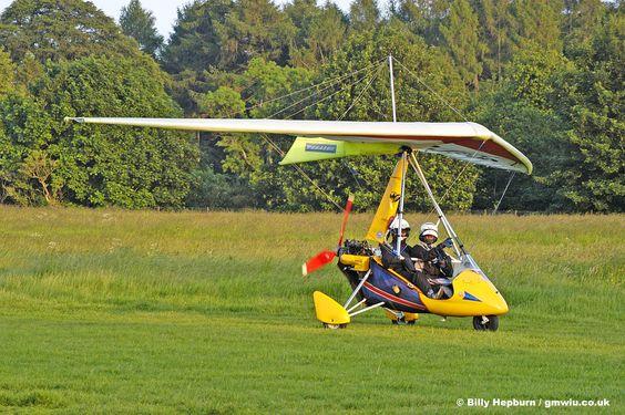 Pegasus Quantum #aircraft #aviation #microlight #ultralight #flexwing #piston #gmwiu #strathallan #scotland #uk